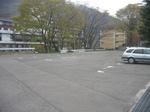 湯原駐車場2